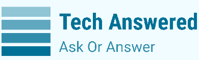 Tech Answered Logo
