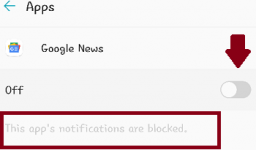 How to stop Google News Notifications On Your Phone